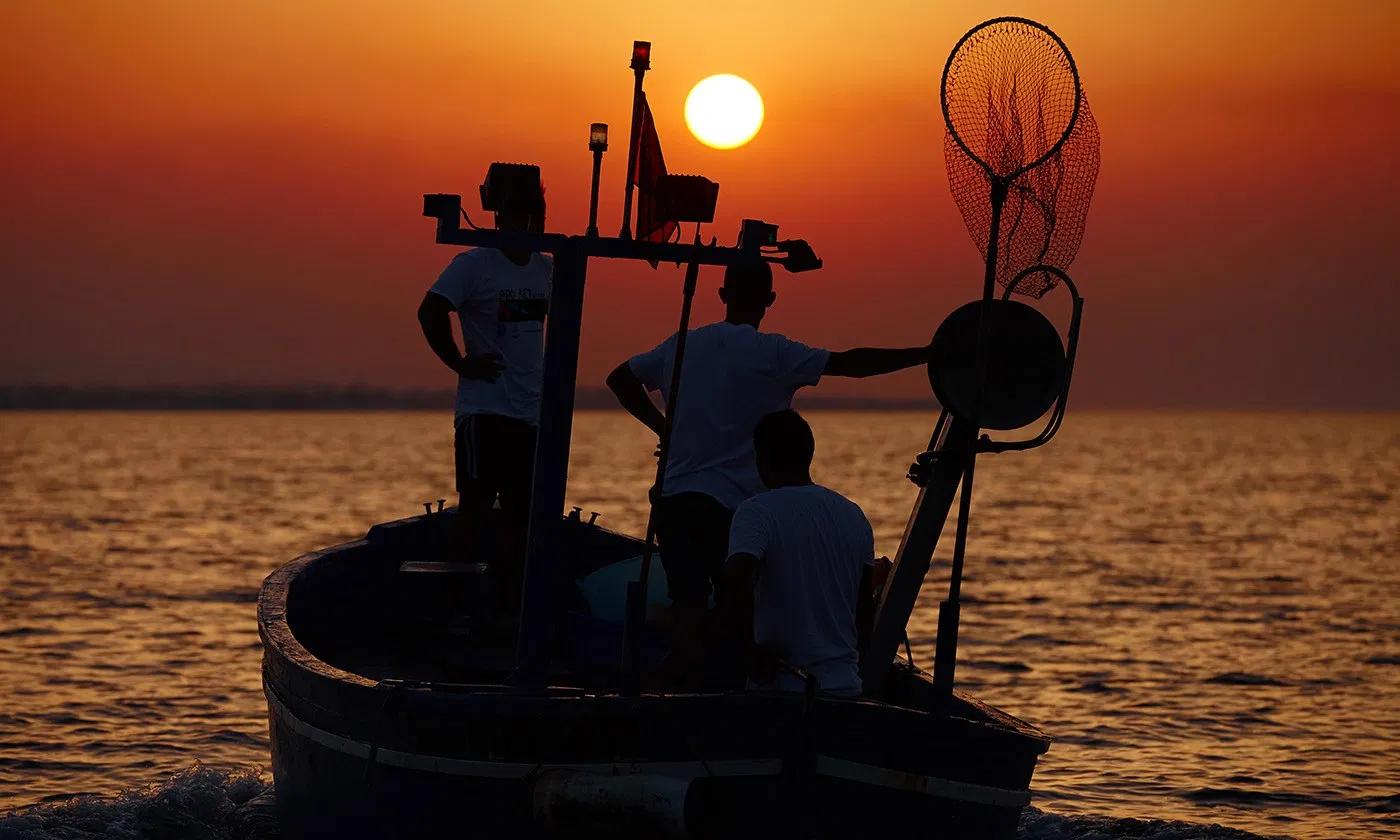 fishermen nets